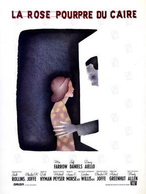 Sortie DVD La Rose Pourpre Du Caire