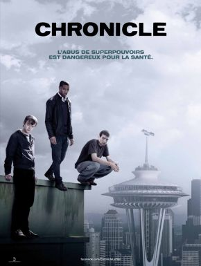 Sortie DVD Chronicle