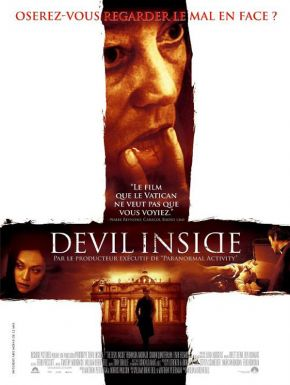 Devil Inside DVD et Blu-Ray