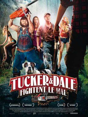 Sortie DVD Tucker Et Dale Fightent Le Mal