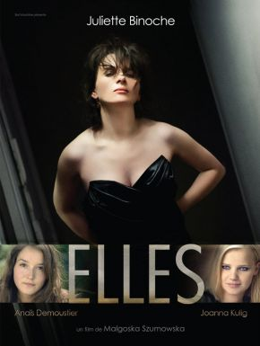 Sortie DVD ELLES
