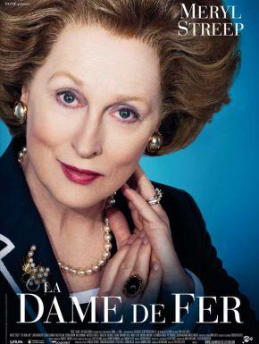 DVD La Dame De Fer