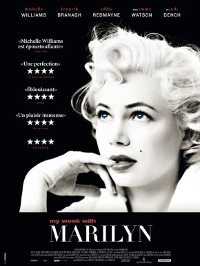 Sortie DVD My Week With Marilyn