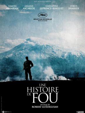 Jaquette dvd Une Histoire De Fou