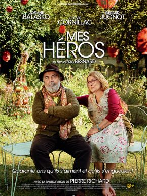 Mes Héros DVD et Blu-Ray