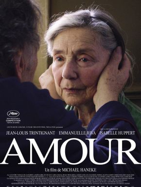 Amour DVD et Blu-Ray