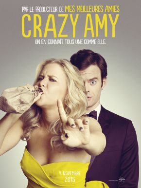 Jaquette dvd Crazy Amy