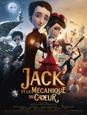 DVD Jack Et La Mécanique Du Cœur