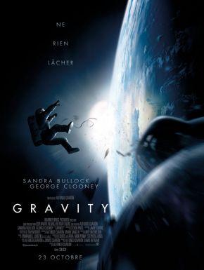 Sortie DVD Gravity