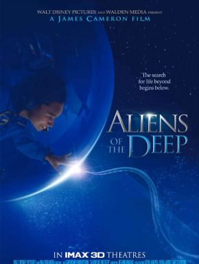 DVD Aliens Of The Deep