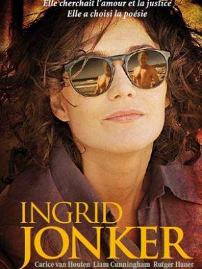 Jaquette dvd Ingrid Jonker