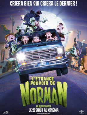 DVD L'Etrange Pouvoir De Norman