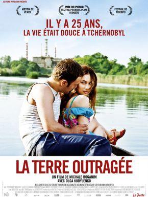 DVD La Terre Outragée