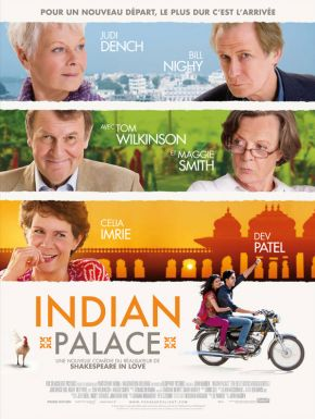 Indian Palace DVD et Blu-Ray