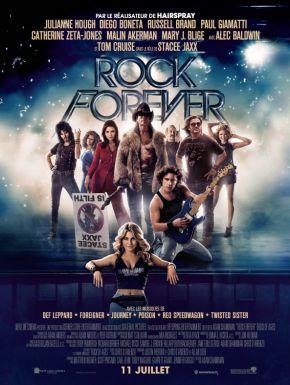 Sortie DVD Rock Forever