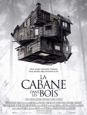 Sortie DVD La Cabane Dans Les Bois