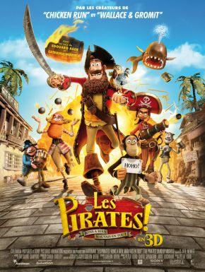 sortie dvd  Les Pirates ! Bons à Rien, Mauvais En Tout
