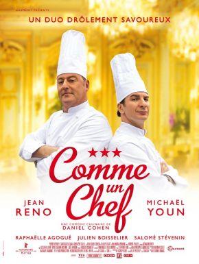 sortie dvd  Comme Un Chef