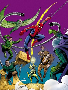 Jaquette dvd The Sinister Six
