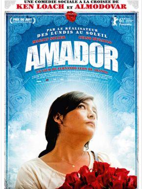 Jaquette dvd Amador