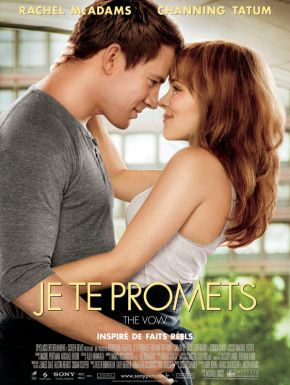 Sortie DVD Je Te Promets - The Vow