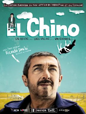 Jaquette dvd El Chino