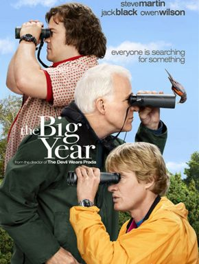 Jaquette dvd The Big Year