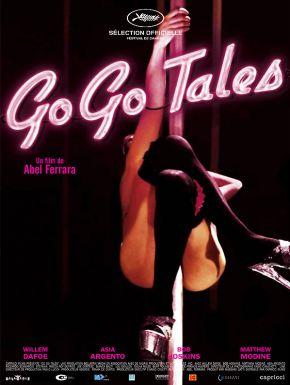 sortie dvd  Go Go Tales