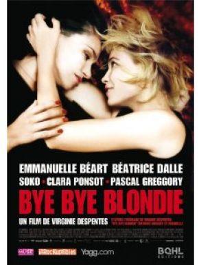 Jaquette dvd Bye Bye Blondie