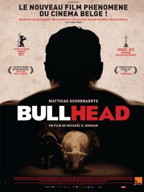 Jaquette dvd Bullhead
