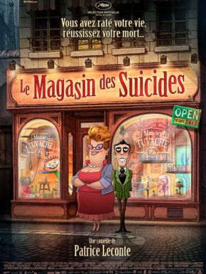 Le Magasin Des Suicides DVD et Blu-Ray