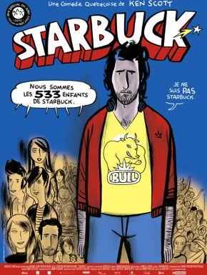 Starbuck DVD et Blu-Ray