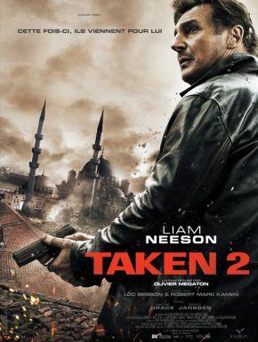 sortie dvd  Taken 2