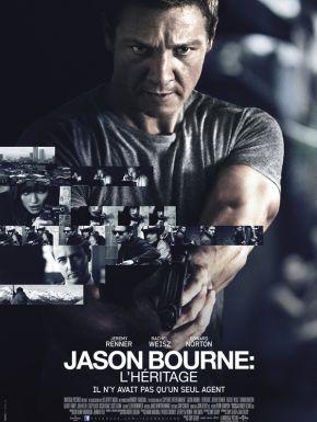 Jaquette dvd Jason Bourne : L'héritage