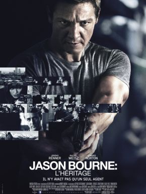 DVD Jason Bourne : L'héritage