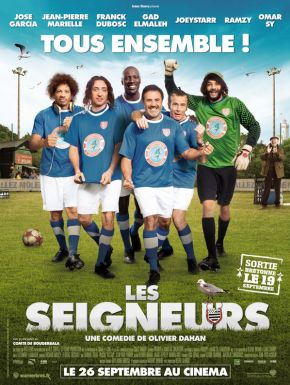 Jaquette dvd Les Seigneurs