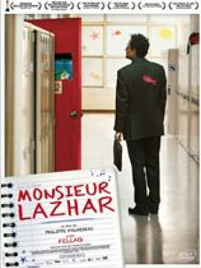 Jaquette dvd Monsieur Lazhar