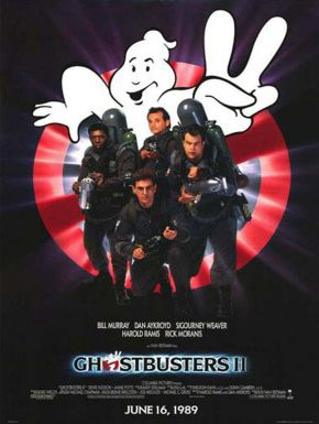 Sortie DVD S.O.S Fantômes 2