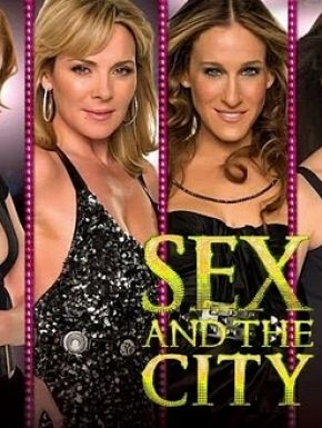 DVD Sex And The City 3