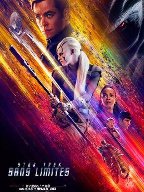DVD Star Trek Sans Limites