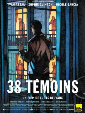 Sortie DVD 38 Témoins