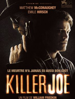 Sortie DVD Killer Joe