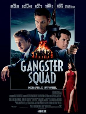 Sortie DVD Gangster Squad