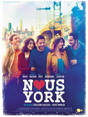 DVD Nous York