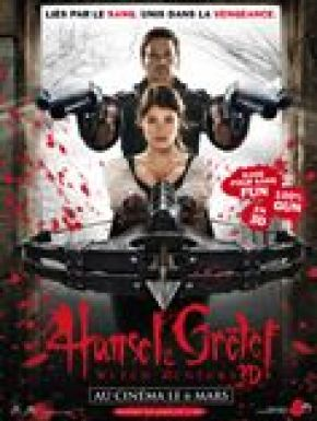 Hansel And Gretel: Witch Hunters DVD et Blu-Ray