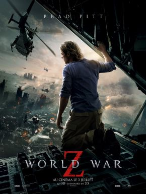 Sortie DVD World War Z