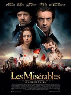 Les Misérables DVD et Blu-Ray