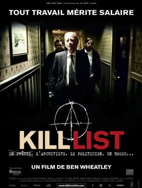 Kill List DVD et Blu-Ray