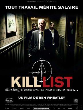 Kill List DVD et Blu-Ray