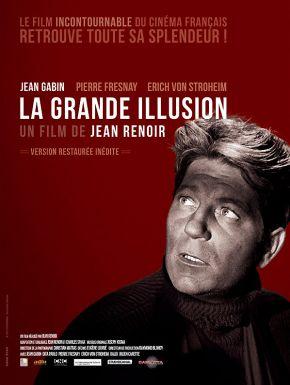 sortie dvd  La Grande Illusion